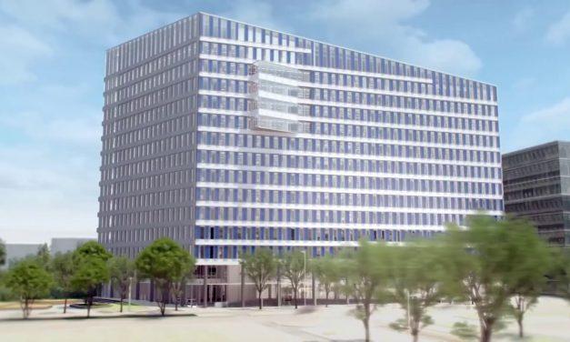 A világ legokosabb irodaháza