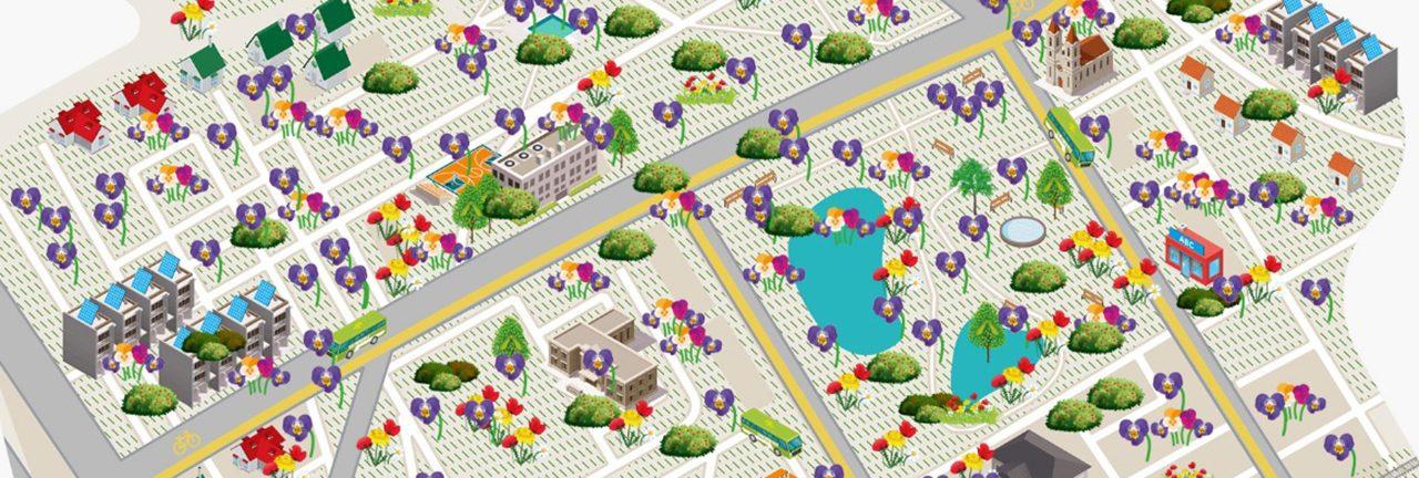 A jövő zöld városa