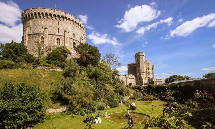 A királynő buja oázisa – A Windsori kastélyban jártunk