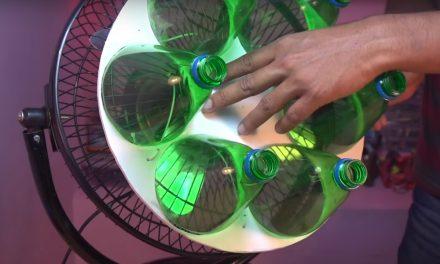 Itt a csórók légkondija! Megépítettük