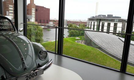 A Volkswagen kertje