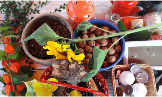 10 őszi dekorációs tipp, egyenesen a kertből