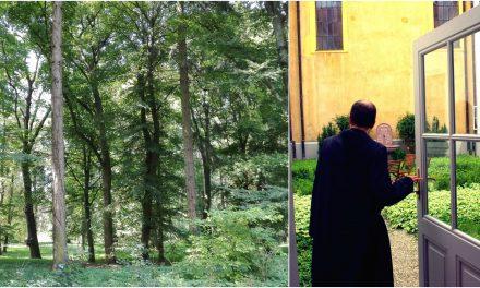 Bakonybélben pezsgő szerzetesi élet folyik