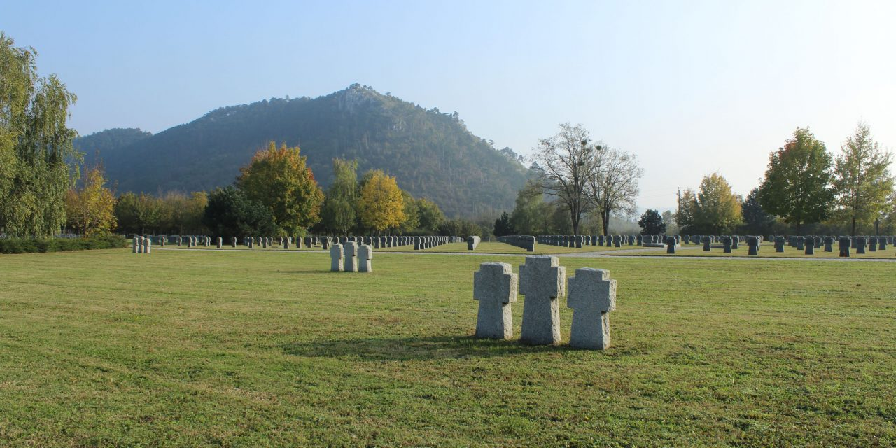 Elfeledett temetők