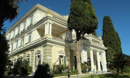 Tudod-e hol van Sissy mediterrán nyári-palotája?