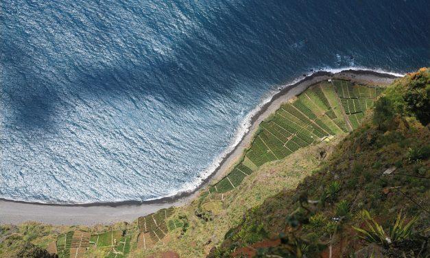 Édenkert az óceán közepén
