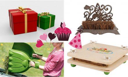 A kertbolond születésnapjára szeretettel