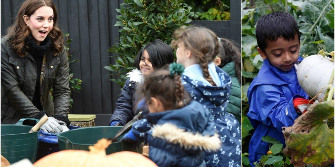 Coming out – Katalin hercegné is szeret kertészkedni
