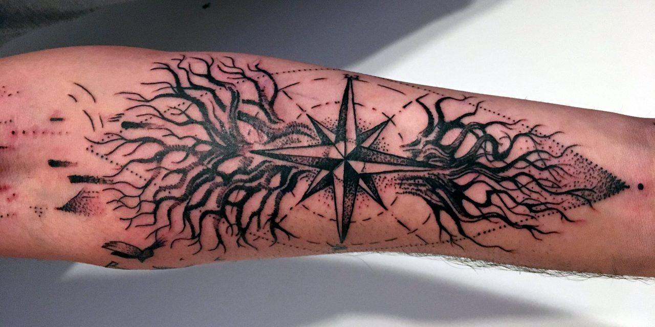 Természetrajongók és favédők kedvenc tetoválásai