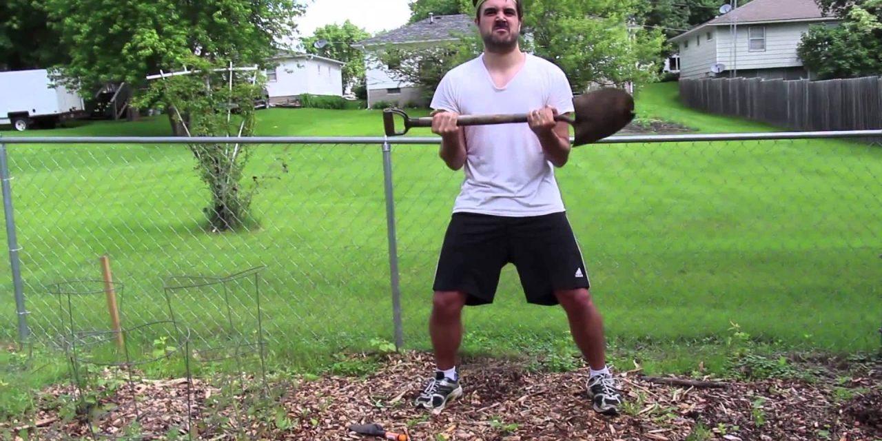Íme a kerti fitnesz, amitől garantáltan szuper tested lesz
