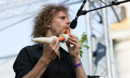 Répába szorult hangok: zene van a zöldségekben!