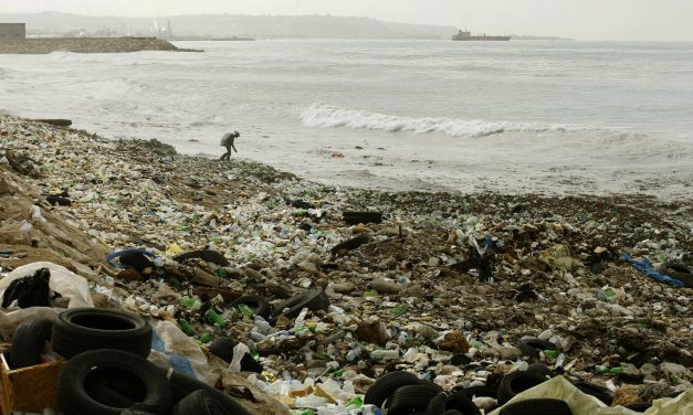 2030-ra annyi hulladék lesz a tengerben, mint hal
