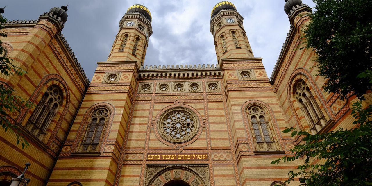 Európai Örökség címre jelölték a Dohány utcai zsinagógát