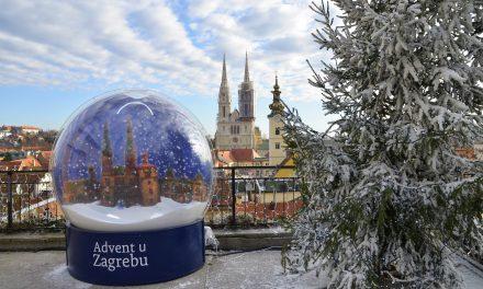 Zágrábban van Európa legszebb karácsonyi vására