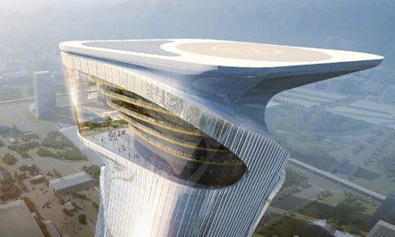Ez volt idén a világ 10 legmenőbb toronyháza