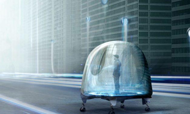 Falon futó kabin oldja meg a nagyvárosok zsúfoltságát?