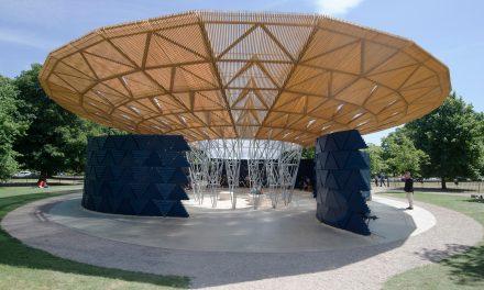 Elköltöztetik a 2017-es Serpentine Pavilont