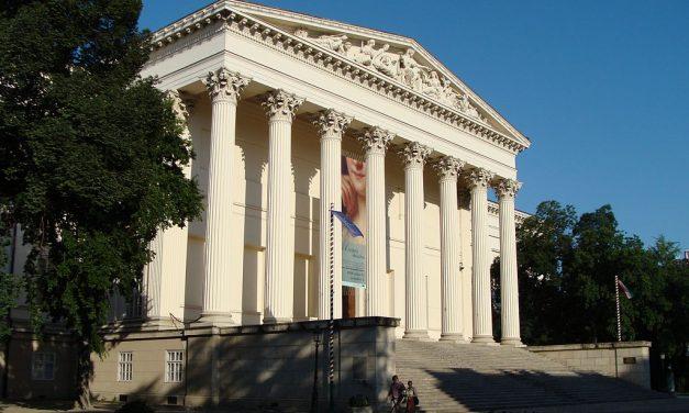 VÉGRE: Megújul a Muzi – a Magyar Nemzeti Múzeum kertje