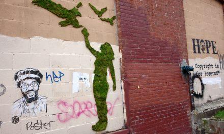 Idén már tényleg megcsinálom: mohagraffiti a betonfalra