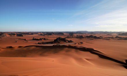 Na jó, most már a sivatagban is több hó van, mint nálunk