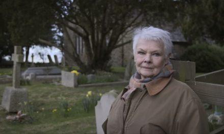 Filmet forgattak Judi Dench fák iránti rajongásáról