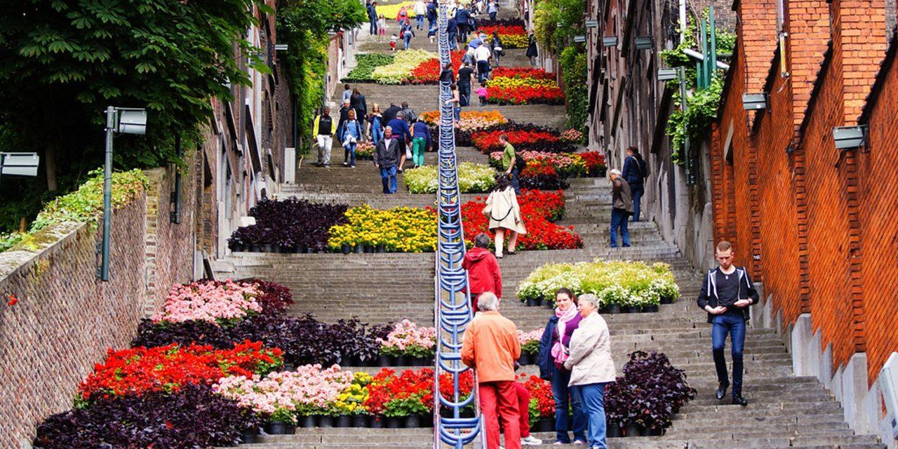 A legszebb lépcső, amit láttunk