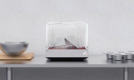 Egy víztakarékos mini mosogatógép, ami bárhová elfér