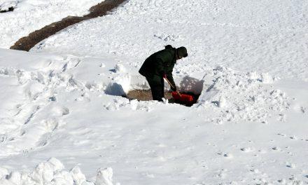 Sajnáljuk, de egész életében rosszul lapátolta a havat