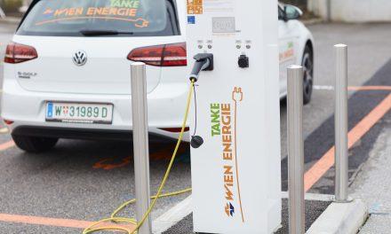 Ezer új elektromos töltőállomás épül Bécsben