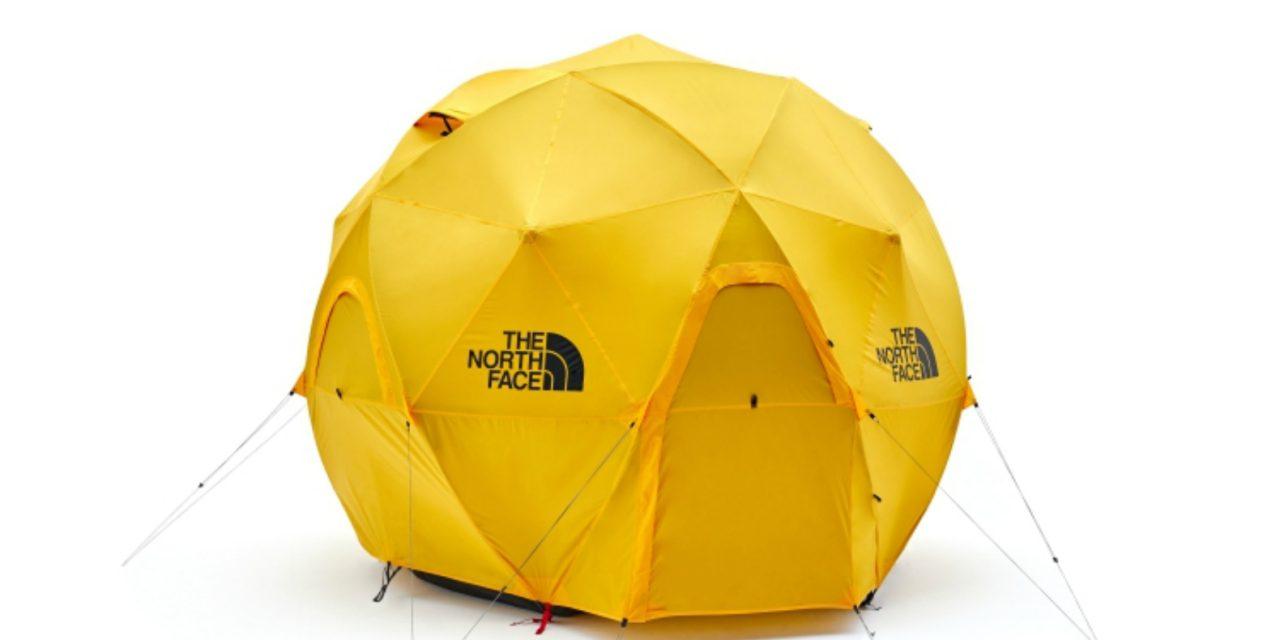 Egy sátor, ami a 100 km/órás szélben is megállja a helyét