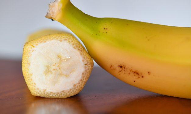 A japánok feltalálták az ehető banánhéjat