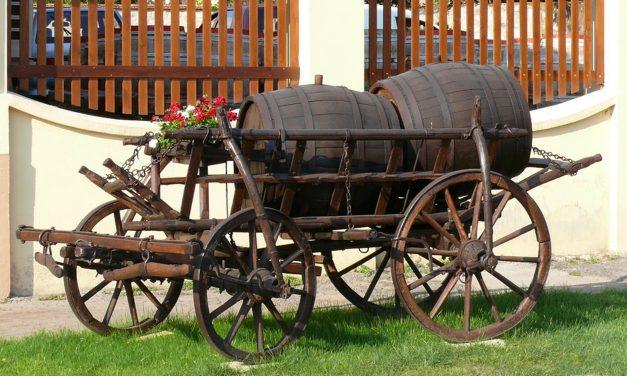 Félreértett kertészkedés: a szekér