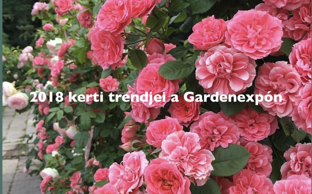 Megtudhatod, milyen lesz a kerted 2018-ban