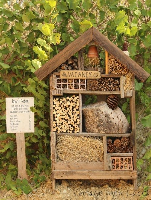 Best 25 Bug Hotel Ideas On Pinterest Insect Houses For Kids And Bee Hotels