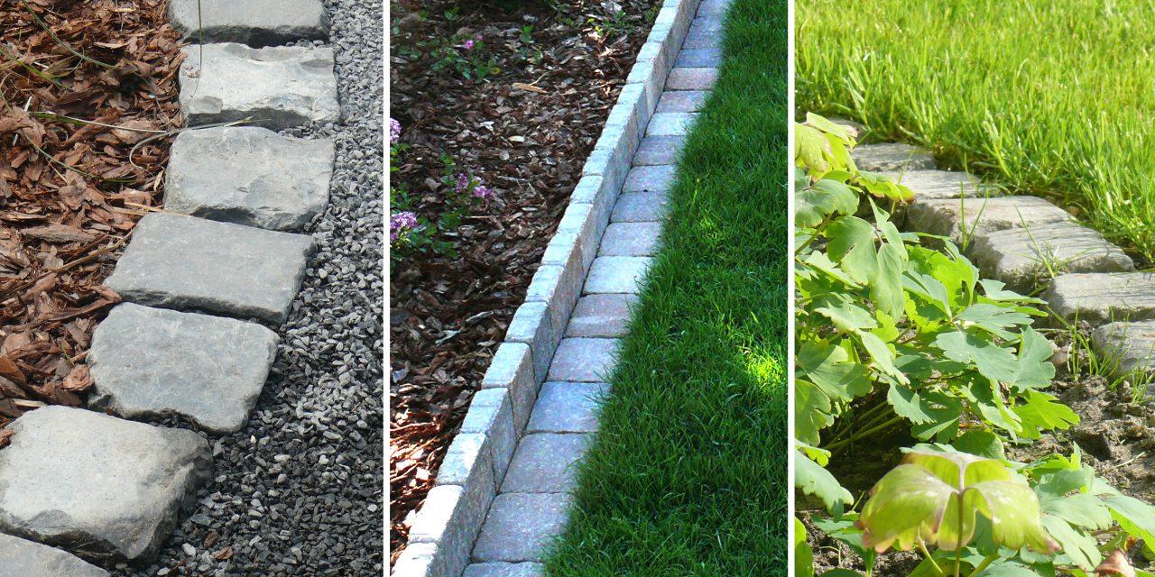 Egy igazán fontos kérdés – Mi legyen a kerti szegély? II.