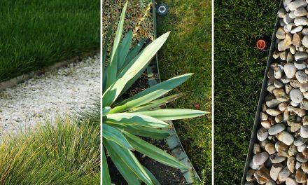 Egy igazán fontos kérdés – Mi legyen a kerti szegély? III.