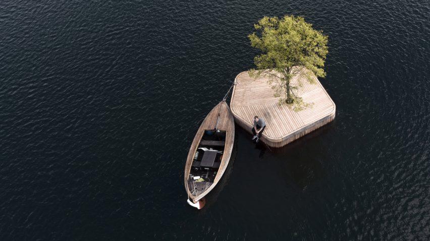 Koppenhágában is épült egy mesterséges sziget