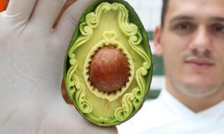 A zöldségek és gyümölcsök szenvedélyes művésze
