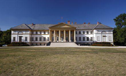 Felújítják a dégi Festetics-kastélyt