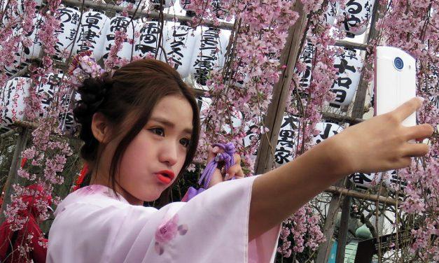 Japánban a cseresznyevirágok hozták a tavaszt – a helyszínről jelentjük