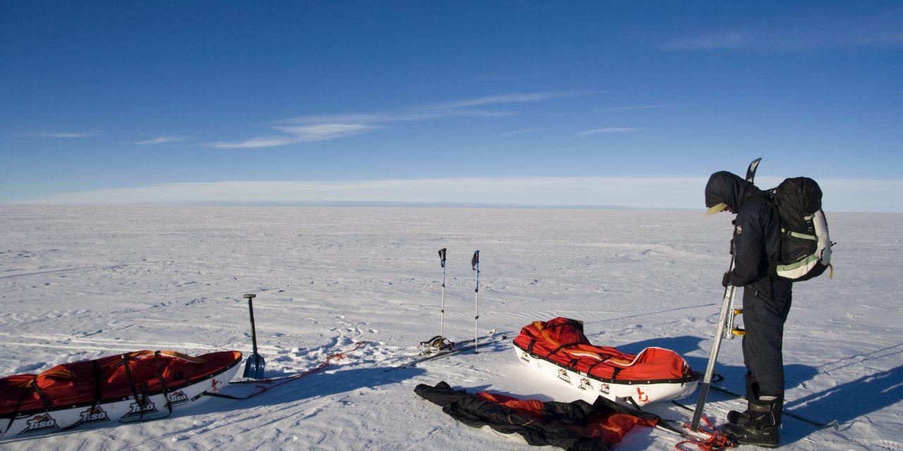 Hipersós tavakat találtak a kanadai jégtakaró alatt