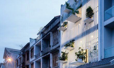 Saját erkélyt kaptak a növények