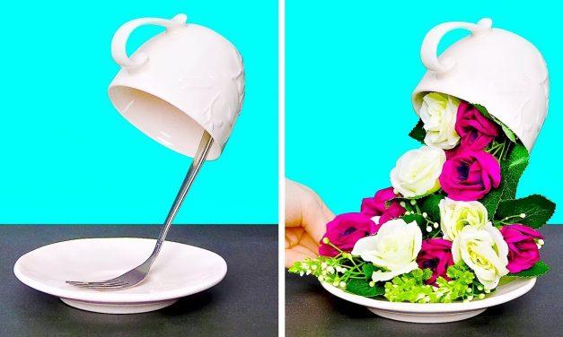 17 dekorációs ötlet, hogy a lakásban is igazi tavasz legyen