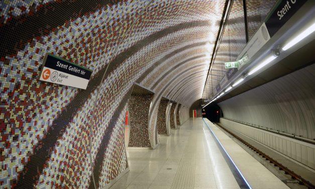 Rangos elismerést kapott a 4-es metró tíz állomása és a CEU épülete