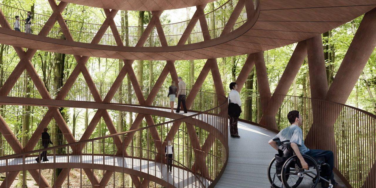 Fából építenek felhőkarcolót Dániában