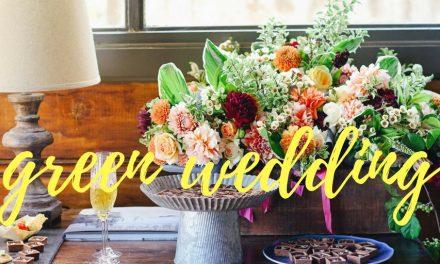 Esküvői trend: zöld, nem vintage