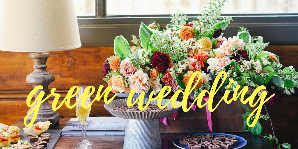 1d4c33740e Esküvői trend: zöld, nem vintage | Gardenista