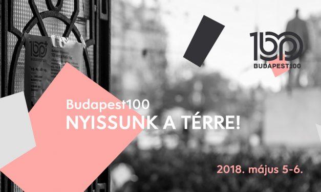 Budapest100 – cipőt fel, gyerünk a térre!