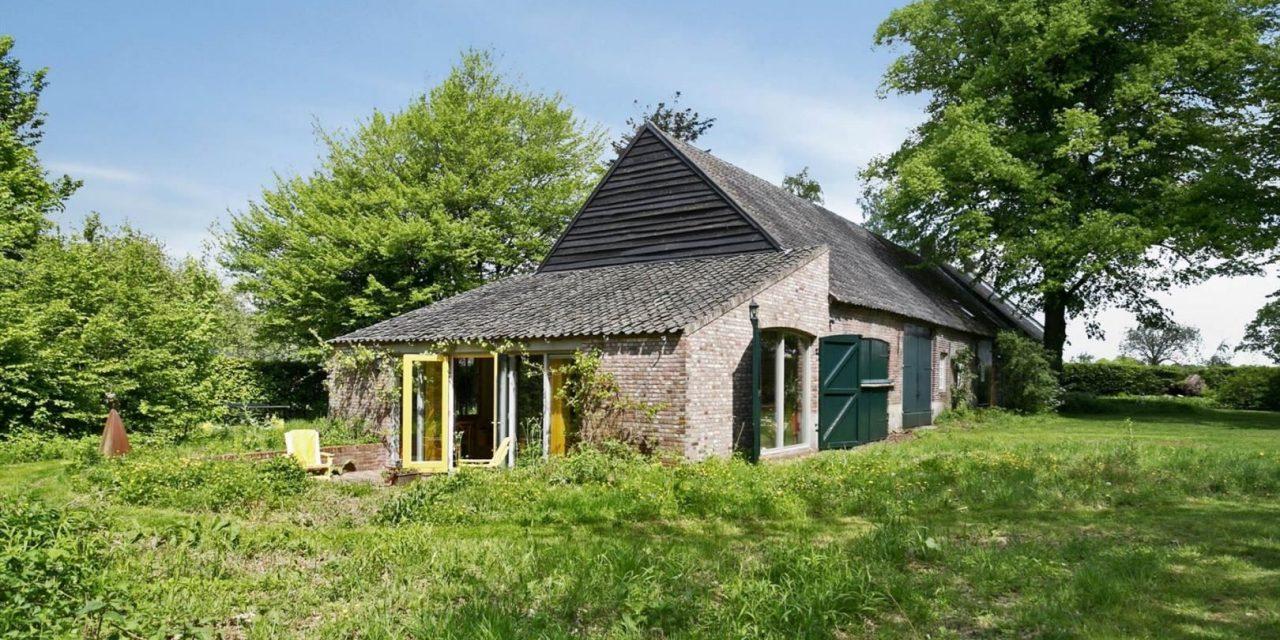 Egy holland álomház, álomkerttel