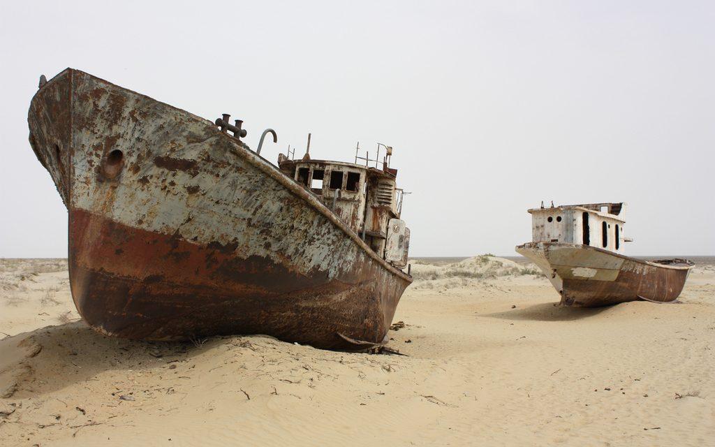 Életmentő erdőt telepítenének a kiszáradt Aral-tóba